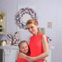 С дочкой. :: Светлана Сметанина