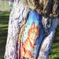 у Лукоморья дуб зеленый... :: Евгений Фролов