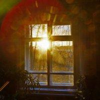 Буйство заката :: Валерий Симонов