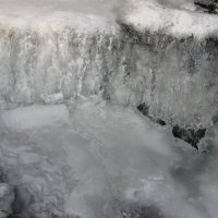 Река, зима, Агверан. :: Volodya Grigoryan