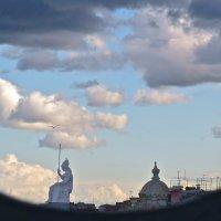 на крышах :: Елена