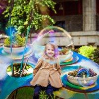 В пузырике :: Алина Горб