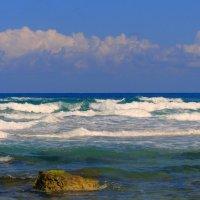 Средиземное море сегодня. :: Пётр Беркун