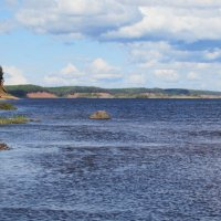 Река Мезень :: Александра Карпова