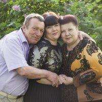 Семейная идилия :: Viktoria Lashuk