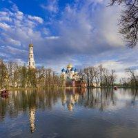 Николо-Угрешский монастырь :: Юрий Мезецкий