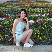 В самом расцвете :: Полина Потапова
