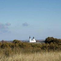 Сельский храм :: Леонид Железнов