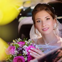 Улыбка невесты :: Екатерина Тырышкина