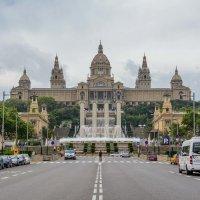 Национальный Музей Каталонского Искусства :: Константин Шабалин