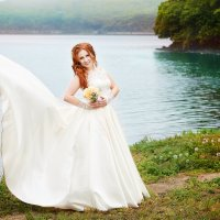 Невеста :: Юлия Куракина