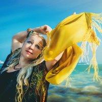 Морской ветер :: Olga Zhukova