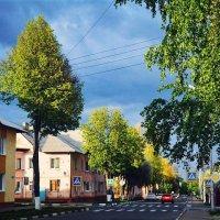 Провинциальный город :: Владилена Чуева