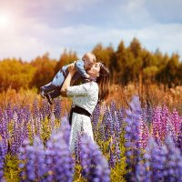 мать и дитя :: Олька Никулочкина