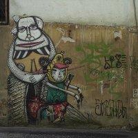 Московские графити :: Яков Реймер