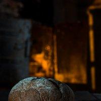деревенский хлеб :: Лев Сергеев