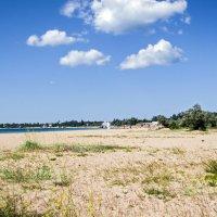 Песочек кругом-теплый и нежный!!! :: Варвара