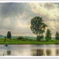 Рыбалка в дождливый денек... :: марк