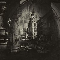 Сны большого города :: Evgeny Kornienko