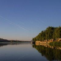 Дивный день на реке :: Павел Обухов