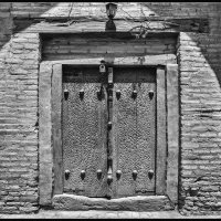 Старые двери . Хива :: Леонид Кудрейко