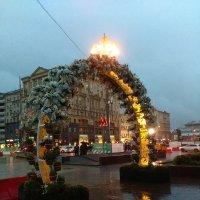 Пушкинская площадь 6 июня 2016 г :: Надежда