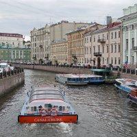 Город на воде :: Людмила Волдыкова