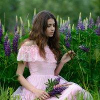 Цветочная фея :: Инна Кравченко