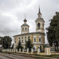 Преображенская церковь в г. Нерехта Костромской области. :: Алексадр Мякшин