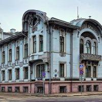 Москва  Дом  архитектора Льва Кекушева. :: В и т а л и й .... Л а б з о'в