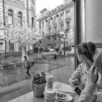 Выйти из зоны комфорта... Взять билет и уехать...? :: Ирина Данилова