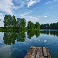 Спокойствие июньского дня :: Светлана Игнатьева
