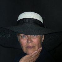 Женщина всегда остаётся женщиной. :: Lidija Abeltinja
