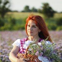 Dirndl Girl :: Olga Volkova