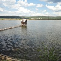 река Сылва :: Валерий Конев