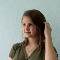 Даша :: Нина Сигаева