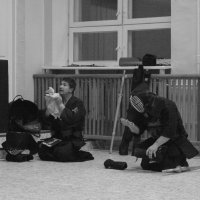 После поединка... :: Владилен Панченко