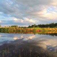 Купались в речке облака :: Павлова Татьяна Павлова