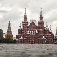 красная! :: Василий Шестопалов