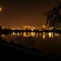 огни ночного города :: Дмитрий