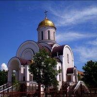 Свято- Троицкий Храм г. Мариуполь :: Татьяна Пальчикова