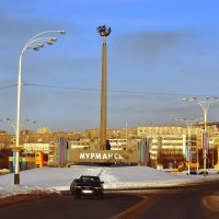 Мурманск :: vg154