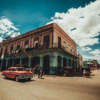 Улочками Гаваны...Куба! :: Александр Вивчарик