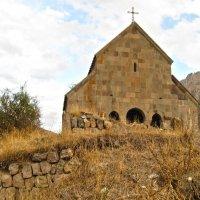 Кафедральная церковь Зорац (1303 год) :: Volodya Grigoryan