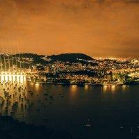 Рио де Жанейро ночью :: Arman S