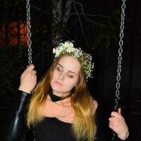 Та самая в ночи :: Света Кондрашова