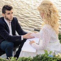 Дарья и Эрик. :: Ксения Довгопол