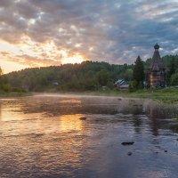 Утро в деревне Согиницы :: Игорь Маснык
