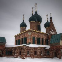 Ярославль. Церковь Иоанна Златоуста :: Сергей Семак