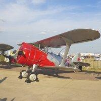 И-5 истребитель Поликарпова. Первый полёт в 1929г. Мах V=280км/ч. :: Alexey YakovLev